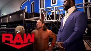AJ Styles knows what it takes to be WWE Champion: WWE Network Exclusive, Nov. 23, 2020