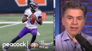 What Lamar Jackson must do vs. Bills in Divisional Round | Pro Football Talk | NBC Sports