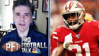 Could San Francisco 49ers continue success without Raheem Mostert? | Pro Football Talk | NBC Sports