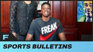 Giannis Antetokounmpo's Brother Alex Follows LaMelo Ball Footsteps And Signs Contract With Spain
