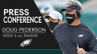 Doug Pederson Discusses the Loss to the Ravens | Eagles Press Conference