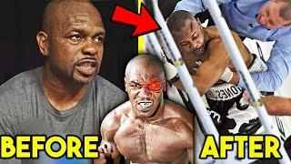 **WHEN TRASH TALKING MIKE TYSON GOES WRONG- (ROY JONES JR BEFORE vs AFTER NOVEMBER 28)
