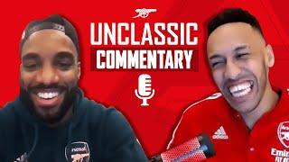 Aubameyang & Lacazette   UnClassic Commentary   Fulham 0-3 Arsenal