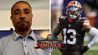 NFL Week 1 revelations, should Browns trade Odell Beckham? | Football Pod in America | NBC Sports