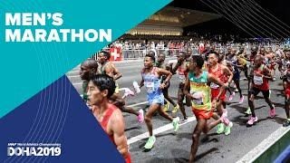 Men's Marathon | World Athletics Championships Doha 2019