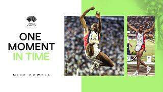 Mike Powell reflects on his long jump world record 30 years later  | One Moment in Time