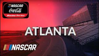 LIVE iRacing: eNASCAR Coca-Cola Series Race 4: Atlanta Motor Speedway
