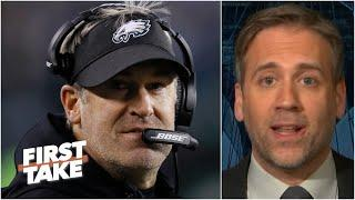 Doug Pederson should be fired even if the Eagles make the playoffs - Max Kellerman   First Take