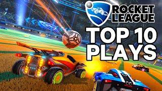 Top 10 Rocket League Plays of The Month: Best Goals From February's Winter Majors