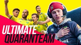 FIFA 20 | #UltimateQuaranTeam Tournament | Todd Cantwell takes on Fleetwood Town in Round 1!