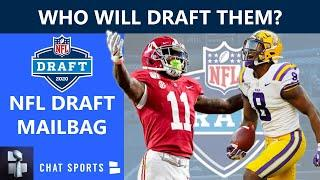 NFL Draft: Potential Busts, Patrick Queen, Henry Ruggs, Sleepers, Trades, Top Prospects | Mailbag