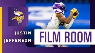 Film Room: How Did Justin Jefferson Rewrite the Record Book During His Rookie Season?