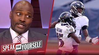 Lamar Jackson is continuing to silence critics w/ win over Titans — Wiley   NFL   SPEAK FOR YOURSELF