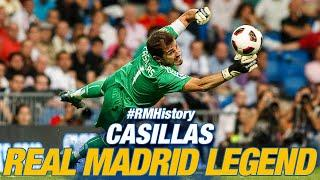 Real Madrid and Spain legend Iker Casillas retires | Best saves & moments