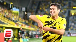 Is Giovanni Reyna the natural successor to Christian Pulisic at Borussia Dortmund? | ESPN FC
