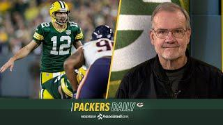 Packers-Bears Rivalry Continues At Lambeau | Packers Daily