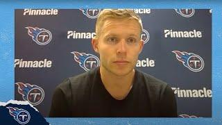 Adam Humphries: I'm Going to Keep my Head Down and Work