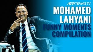 Mohamed Lahyani: Funny Tennis Umpire Moments