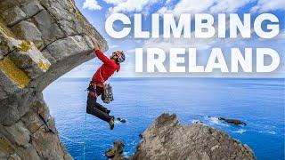 Conquering Ireland's Unclimbed Coast | Donegal Sea Stacks w/ Will Gadd