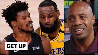 The Heat can't win 3 games in a row against the Lakers - Jay Williams on the NBA Finals | Get Up