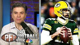 Aaron Rodgers, Packers could be heading towards PR battle | Pro Football Talk | NBC Sports