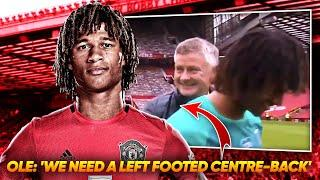 LEAKED: Has Ole Confirmed Manchester United's Transfer For Nathan Ake?! | Transfer Talk