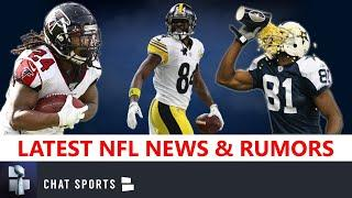 NFL News & Rumors: Antonio Brown Hall of Fame? Terrell Owens Return? Josh Gordon & Seahawks?