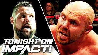 Michael Elgin & Eddie Edwards Settle The Score TONIGHT on IMPACT! | First Look Mar 10, 2020