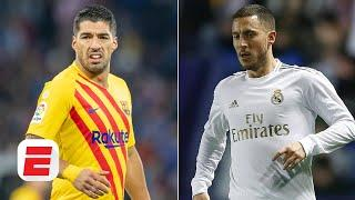 Will Luis Suarez and Eden Hazard's returns swing the title race for Barca or Real Madrid? | ESPN FC