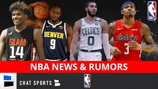 NBA Rumors: Bradley Beal Trade Rumors, Jayson Tatum's Max Contract & Jerami Grant's Player Option