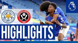 Huge Win For The Foxes Against The Blades | Leicester City 2 Sheffield United 0 | 2019/20
