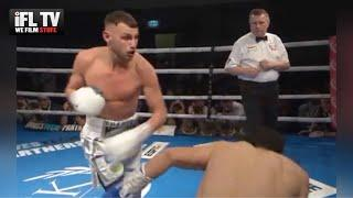 GET YOUR BOXING FIX! REWATCH SEAN McCOMB'S STOPPAGE WIN OVER GODOY IN A 'MTK FIGHT NIGHT' CLASSIC
