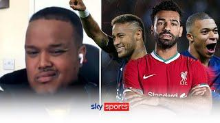 Can Mo Salah become the BEST player in the world in the next 2 years? | Saturday Social feat Chunkz