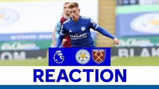 'A Disappointing Result' - Harvey Barnes | Leicester City 0 West Ham United 3