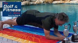 Bernhard Langer | Ep. 4 | The Golf & Fitness Show with Cory G.
