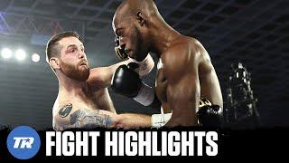Clay Collard can't be stopped, finishes Willams in 2nd Round | FIGHT HIGHLIGHTS