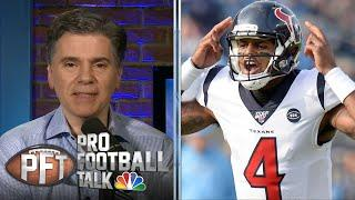 What does ideal contract look like for Deshaun Watson? | Pro Football Talk | NBC Sports