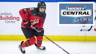 Sarah Nurse's Experience With Racial Injustice | Hockey Central @ Home