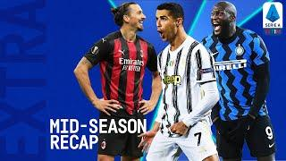 Juve, Inter or Milan for the League Title? | Mid-Season Recap | Serie A Extra | Serie A TIM