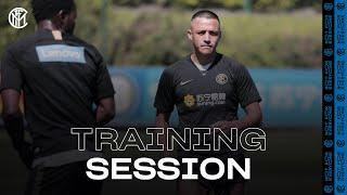 INTER'S HARD WORK CONTINUES! | TRAINING SESSION AT APPIANO GENTILE  powered by Lenovo