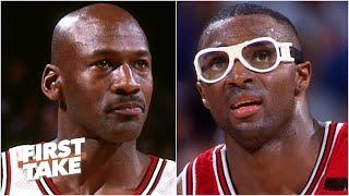 First Take discusses Horace Grant ripping Michael Jordan following 'The Last Dance'