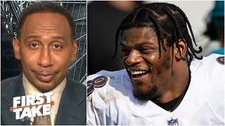 Stephen A.: Lamar Jackson is the most crucial player to his team in the NFL | First Take