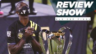 MLS Cup crowns a new champion! Columbus Crew make it a night to remember