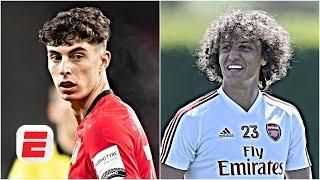 Kai Havertz to join Timo Werner at Chelsea? David Luiz's time at Arsenal '100% over' | ESPN FC