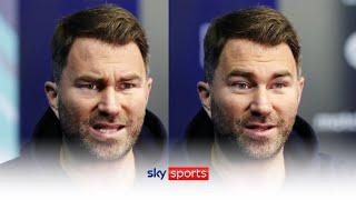EXCLUSIVE! Eddie Hearn opens up on Whyte/Povetkin, Joshua/Fury & Deontay Wilder