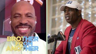Jim Trotter, Steve Wyche discuss Deion Sanders, HBCU athletes | Brother From Another | NBC Sports