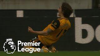 Fabio Silva gets Wolves level v. West Brom with first Premier League goal | NBC Sports