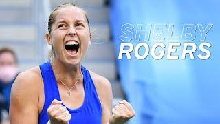Shelby Rogers   US Open In Review