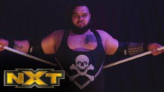 A special look at Bronson Reed: WWE NXT, July 29, 2020