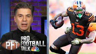 Trade may be only solution for Odell Beckham Jr., Cleveland Browns | Pro Football Talk | NBC Sports